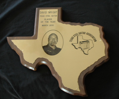 2010 Texas Steel Player of the Year